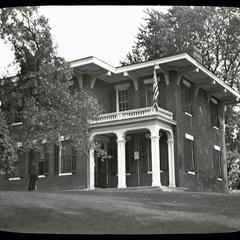 Grant Memorial home