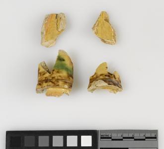 Candlestick fragments