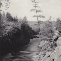 Wolf River gorge