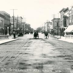 South Main St., Fort Atkinson, Wisconsin