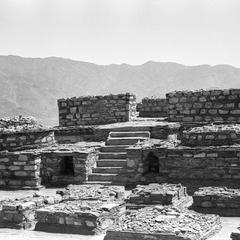 NimogramSite16 Shrine I : Stūpa Shrine and Western Courtyard