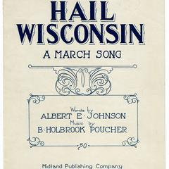 Hail Wisconsin