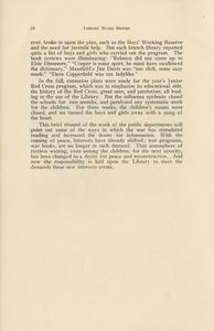 Page 28 - Report of the librarian - Twenty-eighth and twenty-ninth annual reports of the Minneapolis Public Library, 1917-1918 28th/29th [1919?]