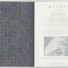 Mesmer : secrets of the human frame