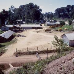 USAID compound