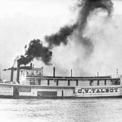 C.W. Talbot (Towboat, 1929-1952)