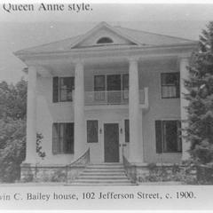 House on Jefferson Street