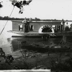 Lorelei (Private pleasure boat, circa 1900)