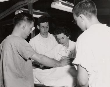 Surgical demonstration