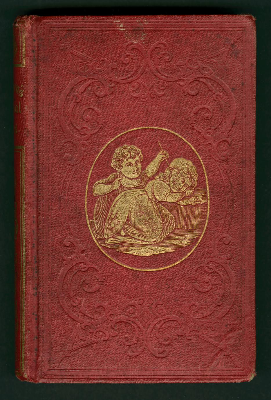 Children's annual : a Christmas, New-Year, and every-day gift book, for 1853 (1 of 4)
