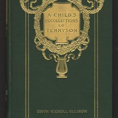 A child's recollections of Tennyson