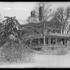 Z. G. Simmons, Jr., residence - January