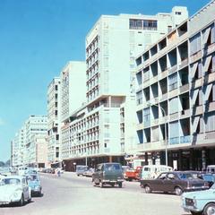Main Street in Luanda