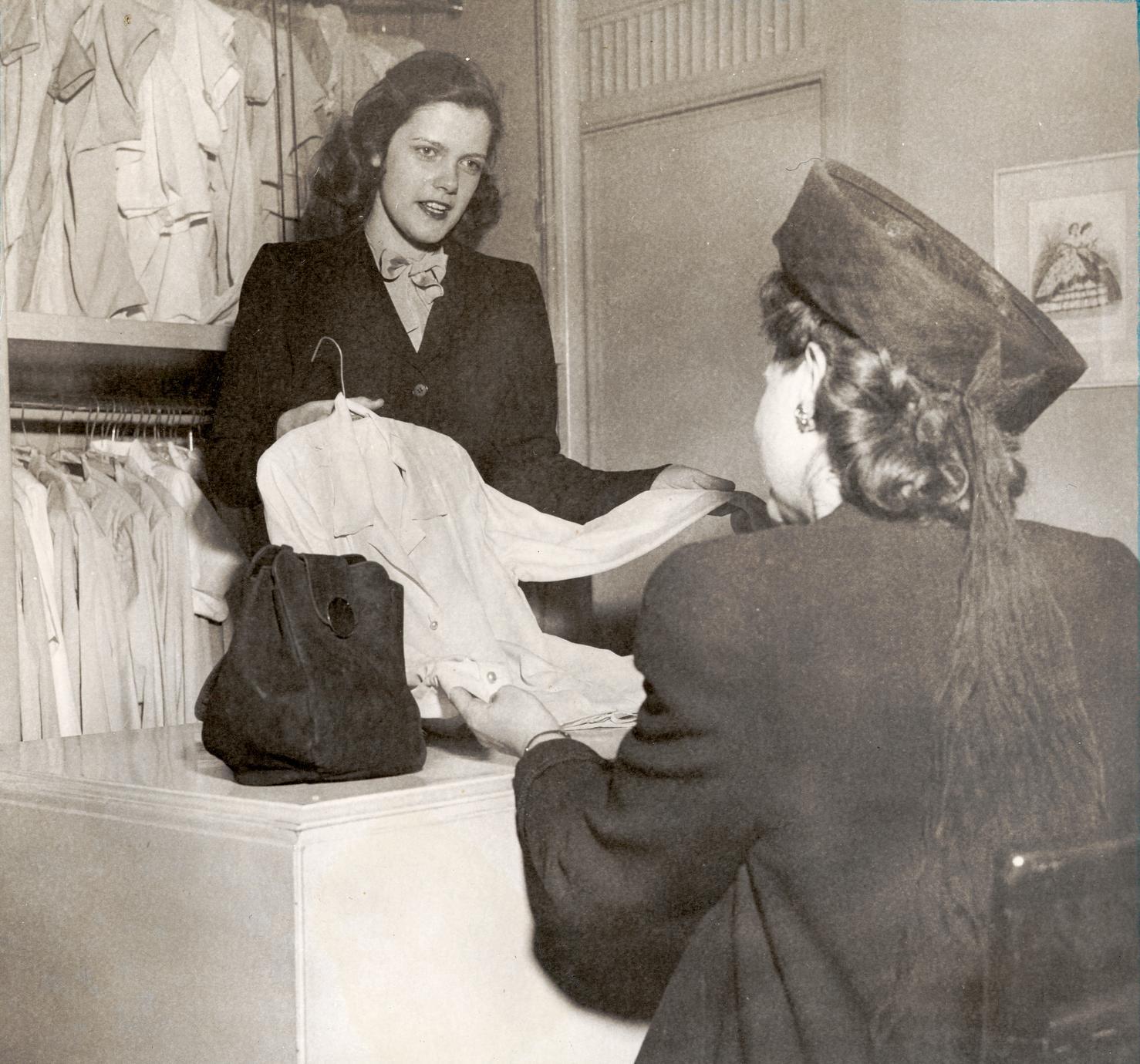 Retailing student