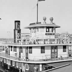 Huck Finn (Towboat, 1939-1958)