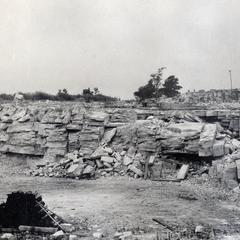Valder's quarry
