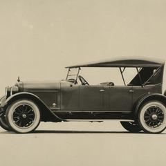 A 1922 LaFayette