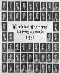 Electrical engineering class of 1931