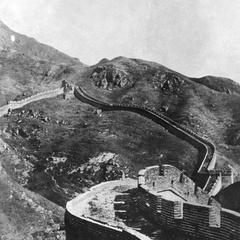 Great Wall at Nankou 南口.