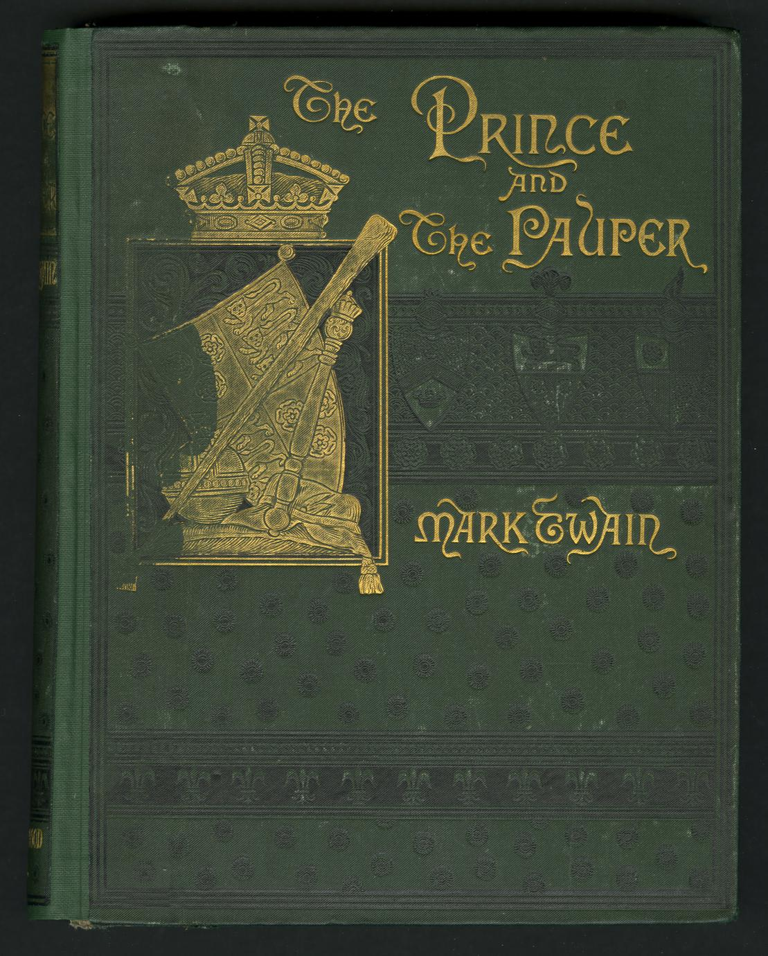 The prince and the pauper (1 of 2)