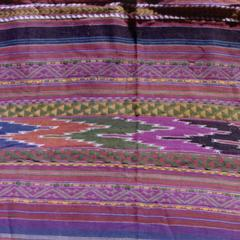Textile from an ethnic group in Laos