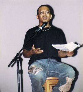 Marcus Jackson speaks at 2002 MCOR