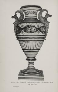 Pottery and porcelain of the United States : an historical review of American ceramic art from the earliest times to the present day : to which is appended a chapter on the pottery of Mexico