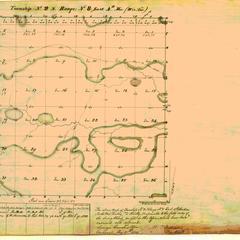 [Public Land Survey System map: Wisconsin Township 02 North, Range 08 East]