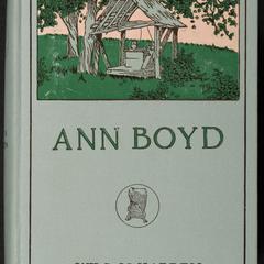 Ann Boyd : a novel