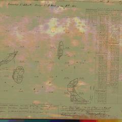[Public Land Survey System map: Wisconsin Township 53 North, Range 02 West]