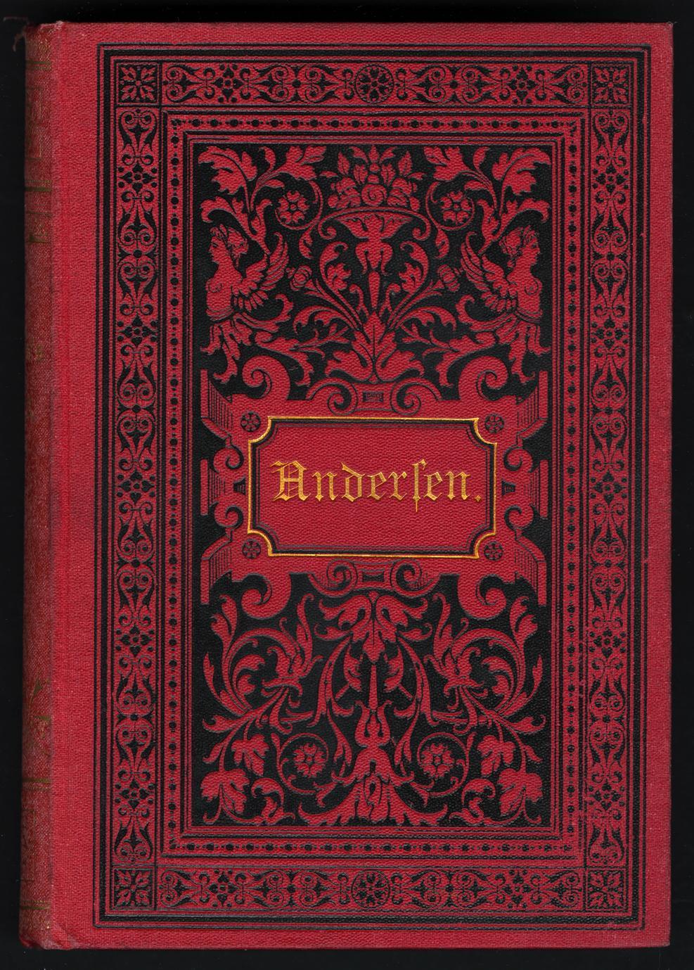 H.C. Andersen's Ausgewählte Werke; v. 7, 8 (1 of 5)
