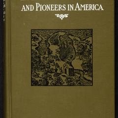 Lutheran landmarks and pioneers in America : a series of sketches of colonial times