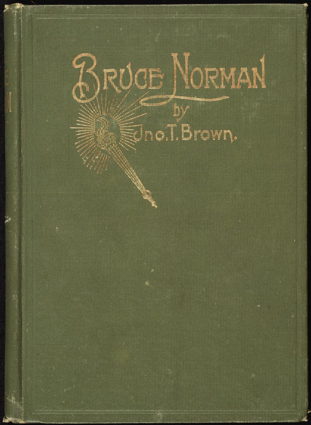 Bruce Norman : a novel (1 of 2)