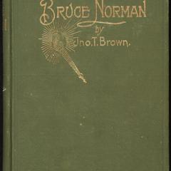 Bruce Norman : a novel