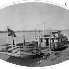 Loutre Island (Ferry, ca. 1930)