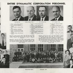 Entire Dynamatic Corporation personnel