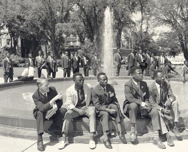 Congolese students