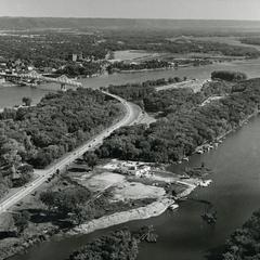 La Crosse Aerial View