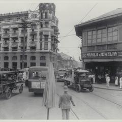 Calle Rosario, Manila, ca.1926-1928