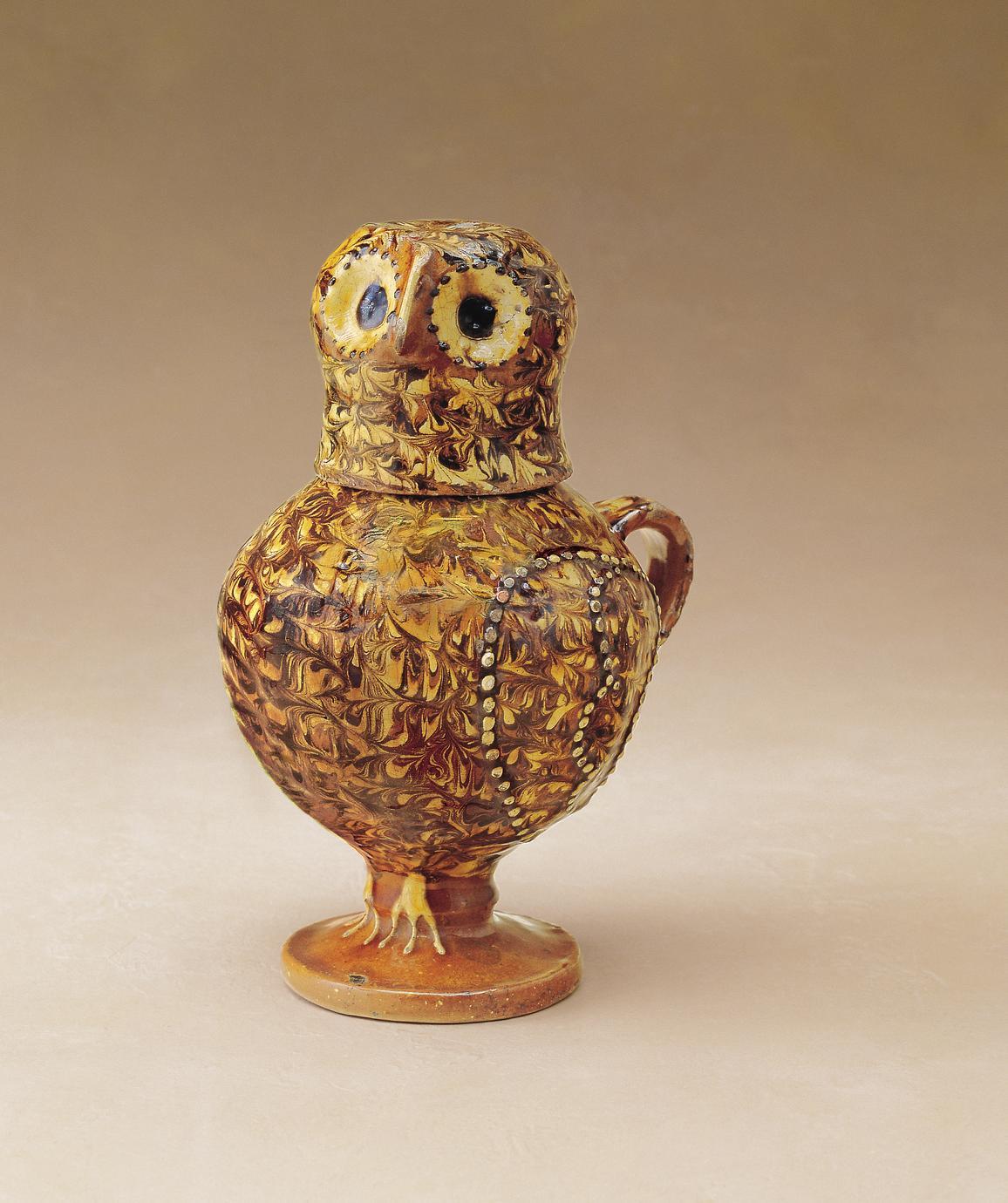 Owl jug (1 of 2)