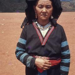 Ethnic Hmong woman