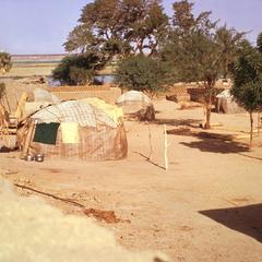 Houses of Semi-Nomadic Tuaregs