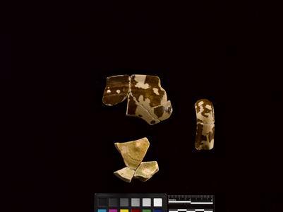 Porringer fragments