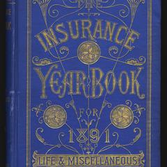 The insurance year book