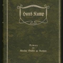 Hans Kamp