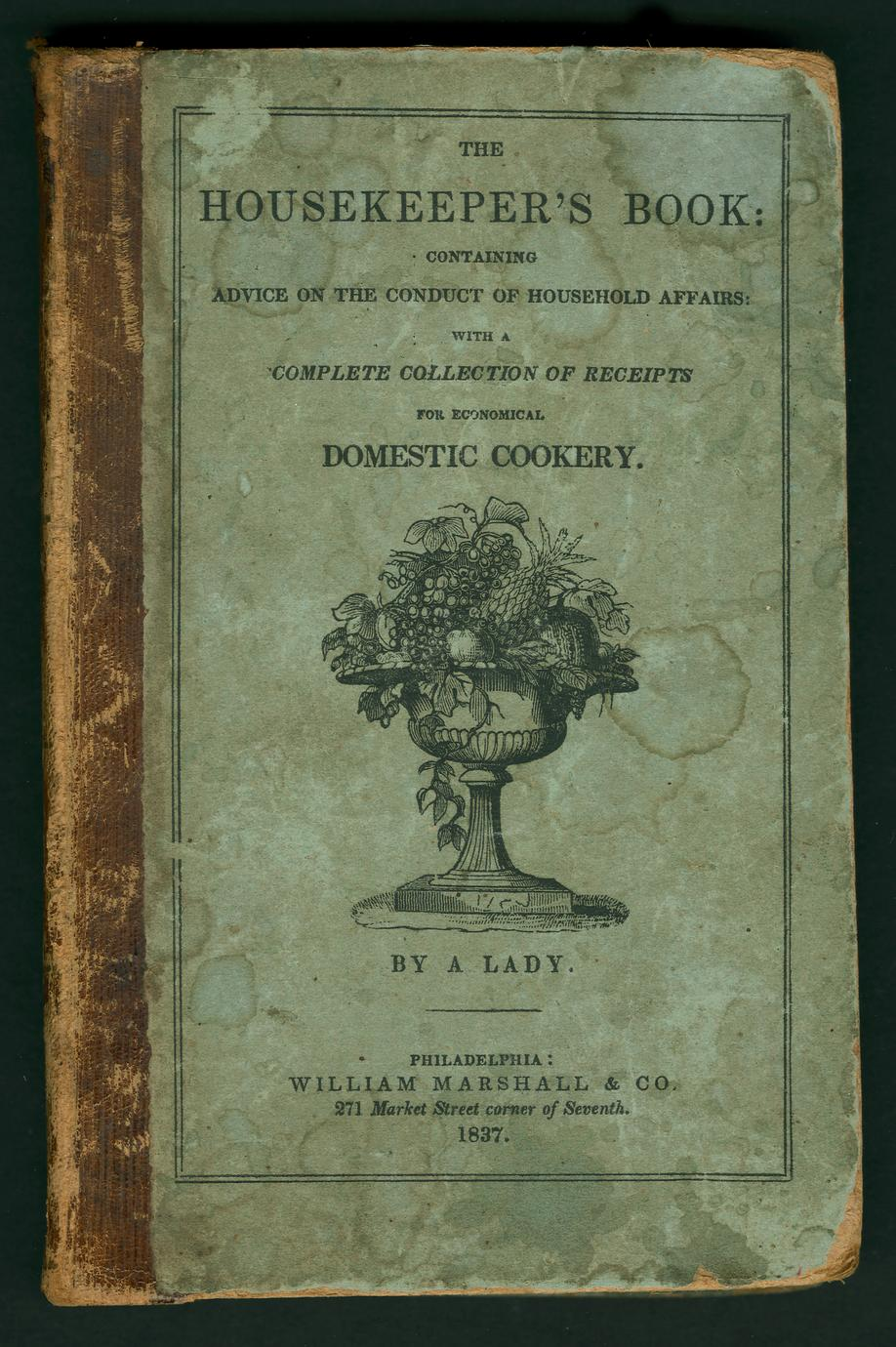 The housekeeper's book (1 of 3)