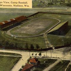 Camp Randall, ca. 1912
