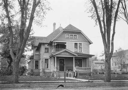 Anthony Beck family home