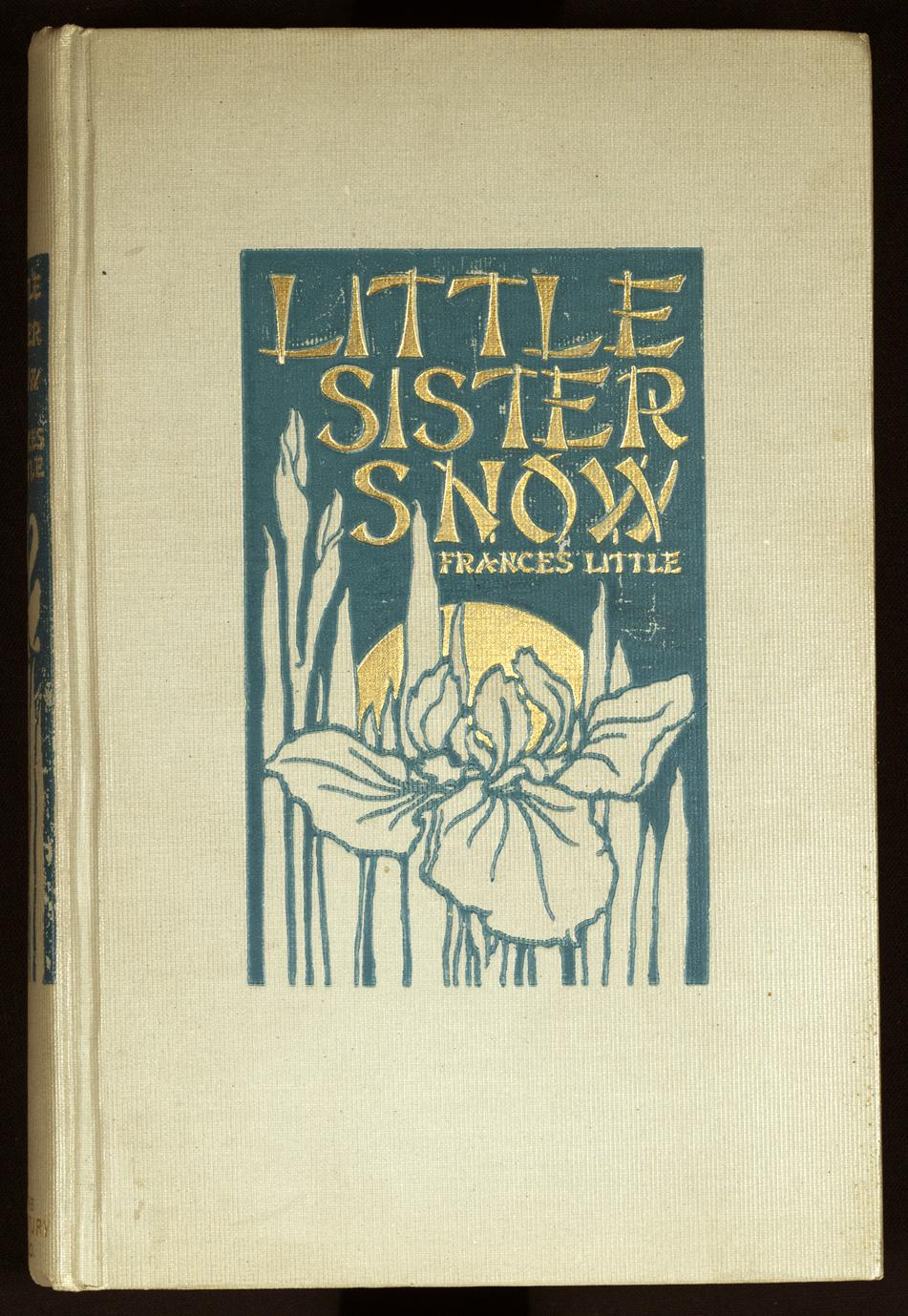 Little Sister Snow (1 of 2)