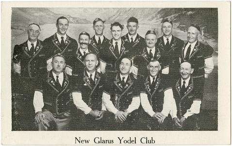 New Glarus Yodel Club
